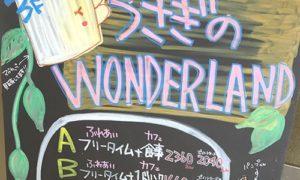 名古屋市のうさぎカフェ「うさぎとcafe」に行ってきた
