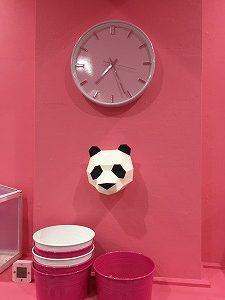 よしはらパンダの店内